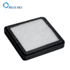 Black Foam Cotton Pre Filters for Zelmer 819 719 Vacuum Cleaners