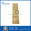 Rowenta ZR814 Vacuum Cleaner Brown Paper Dust Bag