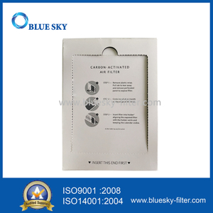 Activated Carbon Air Filters for Electrolux Refrigerator