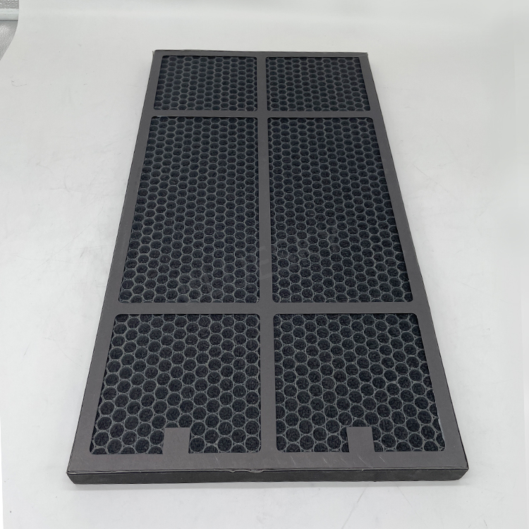 101076CH Honeycomb Activated Carbon Filters for Awmay Air Purifiers