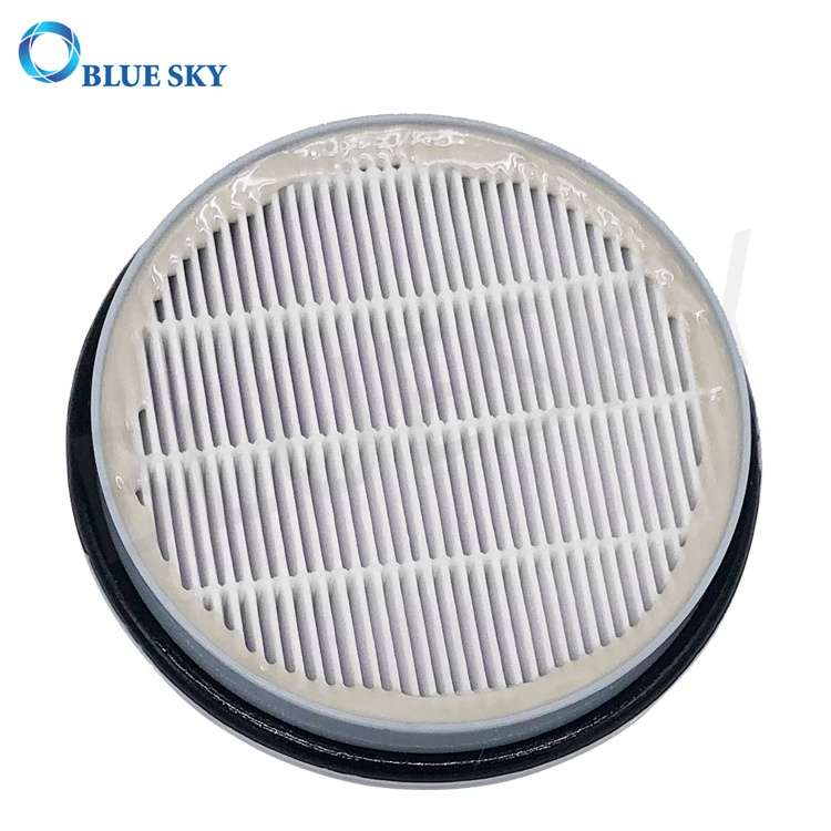 Round Exhaust HEPA Filters for Philips FC8208 FC8260 FC8262 FC8264 Vacuum Cleaners