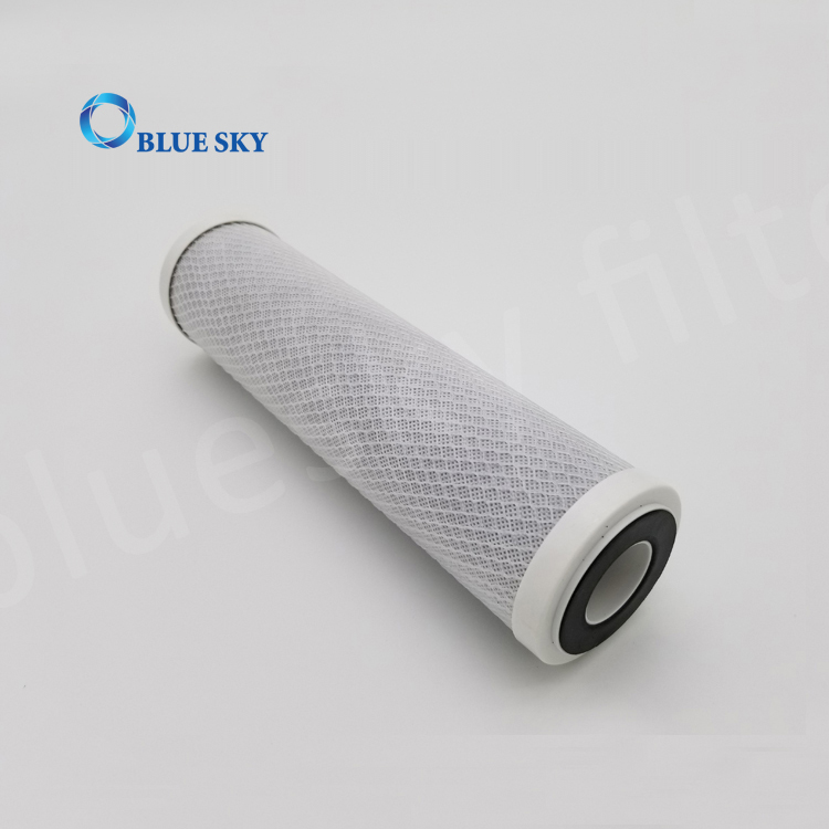 CTO Water Purifier Filter Use 10 inch Carbon Block Water Filter Cartridge PP Filter