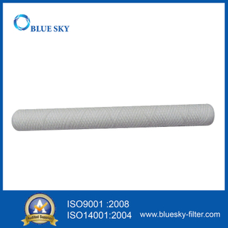 5 micron PP String Wound Water Cartridge Filter for Long 20 Inch
