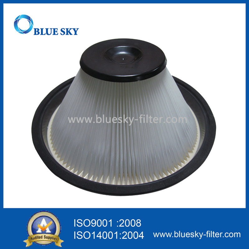 White PET Conical Filter for Pullman Ermator S-Series S1400 Vacuum Cleaner