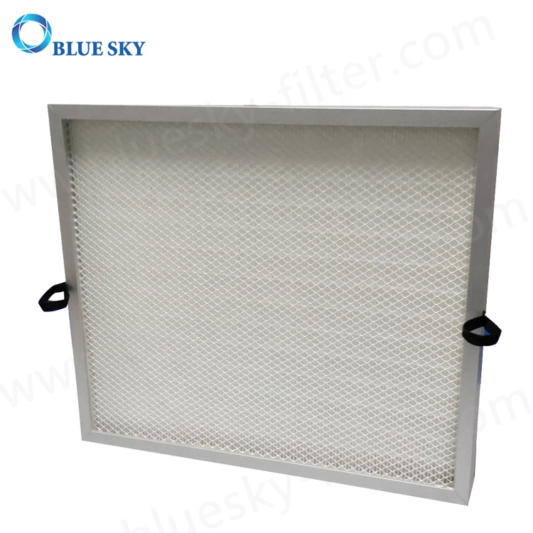 Customized Industrial Smoke Purifier Exhaust Recycle System H13 H14 HEPA Air Filters