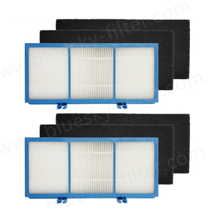 2 HEPA HAPF30AT + 4 Carbon HAP240 Air Purifier Filters for Holmes AER1