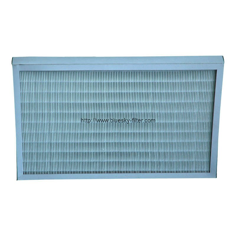 High Efficiency Filter for Air Cleaners/Air Purifiers