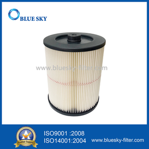 Washable HEPA Filter Cartridge Filter for Shop VAC Craftsman 17816
