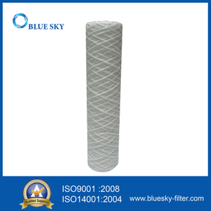 10 Inch 5 Micron PP String Wound Water Filter