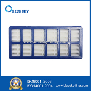 Blue Square Exhaust Filter for Hoover Breeze U81 Vacuum Cleaner