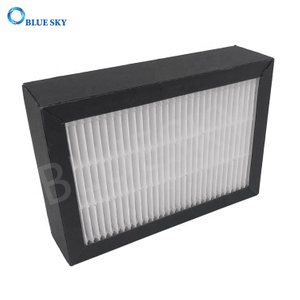 Custom Air Cleaner Paper Frame Mini Pleated 99% Efficiency HEPA Filters