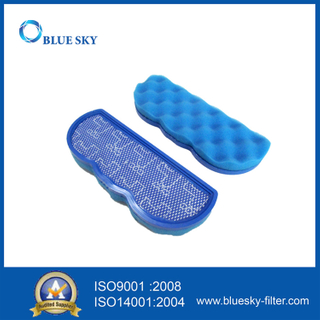 Blue SC9360 Foam Filter Replacement for Samsung Vacuum Cleaner