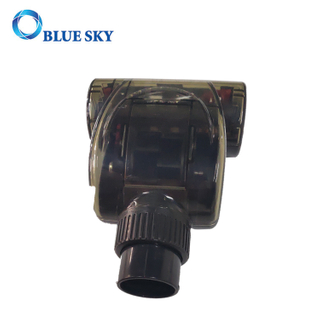 Customized Diameter 35mm Universal Vacuum Cleaner Parts Floor & Carpet Flat Nozzle Head Rotating Brush