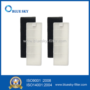 HEPA Filter for Ilife A6 A4 A4s Robot Vacuum Cleaner