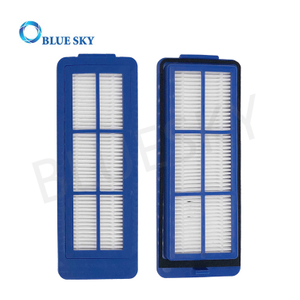 Replacement Blue HEPA Filters for Eufy Robovac 11s 15C Max Robot Vacuum Cleaners