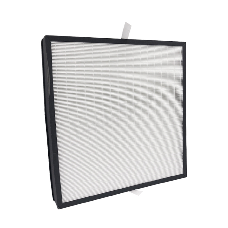 China Supplier High Efficiency H14 Mini Pleated Panel Air Purifier HEPA Filters