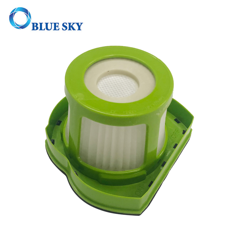 Green Pre Filters for Bissell Vacuum Cleaners Replace Part 1608653 & 1608654