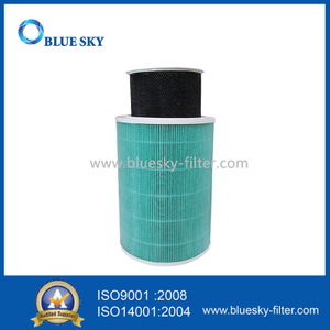 Green HEPA Filter Formaldehyde Enhanced Version for Xiaomi Mi 1 2 2s Air Purifier