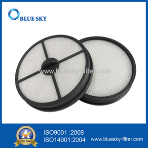 Round HEPA & Pre Filters for Vax Type 66 Vacuum Cleaner