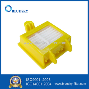 Yellow HEPA Filters for Irobot Roomba 700 Series