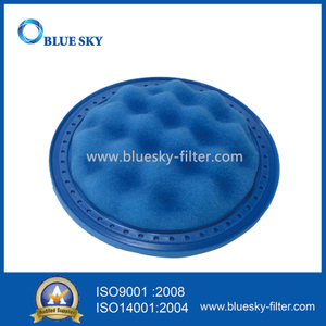Blue Round Sponge Foam Filter for Samsung Vacuum Cleaner