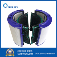Activated Carbon HEPA Filters for Dyson HP04 Air Purifier