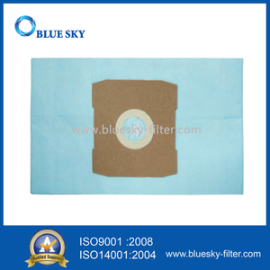 Blue Dust Filter Paper Bags for Daewoo RC105 Vacuum Cleaner