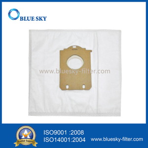 Non-woven Dust Filter Bags for Electrolux S Vacuum Cleaners