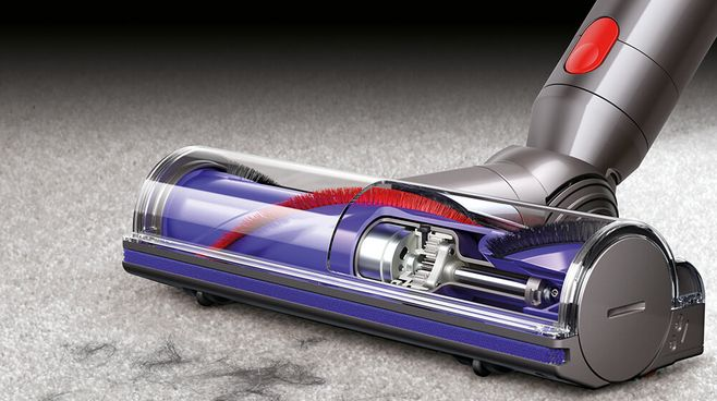How the Vacuum Cleaner Works