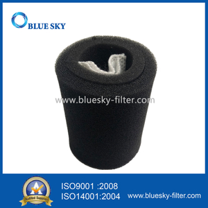 Black Foam Filter for Bissell 20871 Vacuum Cleaner Replace 1612637